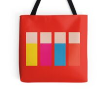 Sgt. Pixel's Lonely Hearts Club Band Tote Bag