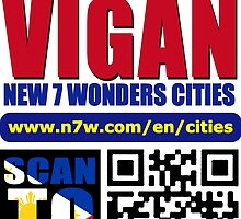 Vote For Vigan City Philippines by papabuju