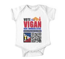 Vote For Vigan City Philippines One Piece - Short Sleeve