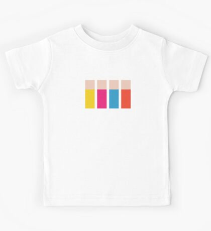Sgt. Pixel's Lonely Hearts Club Band Kids Tee
