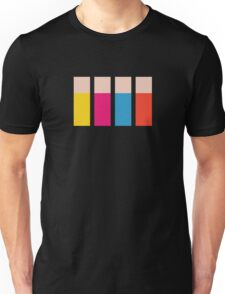 Sgt. Pixel's Lonely Hearts Club Band Unisex T-Shirt