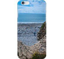 Llantwit Major Coastline iPhone Case/Skin