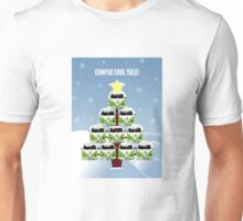 VW Camper Cool Yule Christmas Unisex T-Shirt