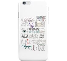 The Great Prophesy iPhone Case/Skin