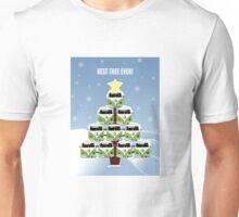 VW Camper Best Tree Ever Unisex T-Shirt