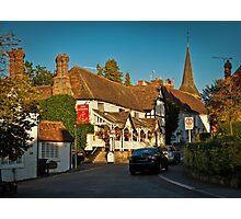 Hartfield Village Photographic Print