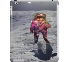 I wish I was a spaceman- Nebula print iPad Case/Skin