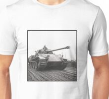 German Tank Photo Unisex T-Shirt