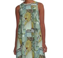 The Looking Glass. by Lana Bouchard A-Line Dress