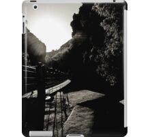 Walk on the wild side iPad Case/Skin
