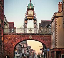 Eastgate Clock by Sue Martin
