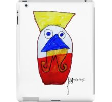 Cream Egg Man iPad Case/Skin