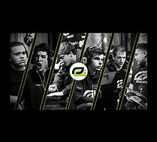 Optic Gaming Case by SiphryGFX