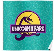 Unicornis Park Poster