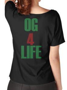 OG for Life Women's Relaxed Fit T-Shirt