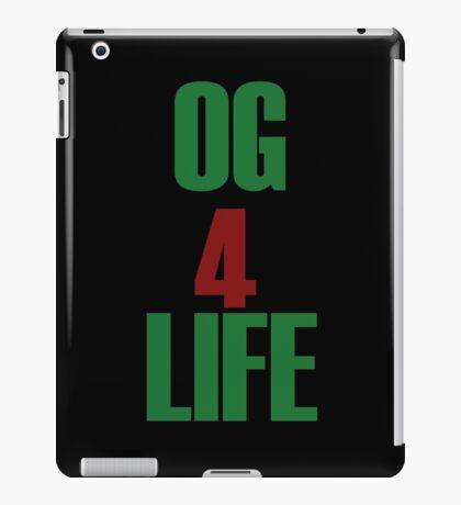 OG for Life iPad Case/Skin