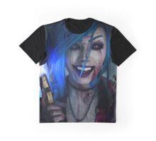 Bloody Jinx Graphic T-Shirt