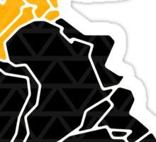 New Pangaea Sticker