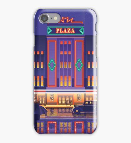 Stockport, Plaza Cinema iPhone Case/Skin