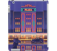 Stockport, Plaza Cinema iPad Case/Skin