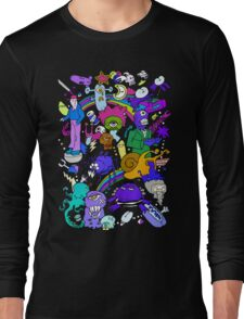 PSYCHEDELIA (ALTERNATIVE COLOURS) Long Sleeve T-Shirt