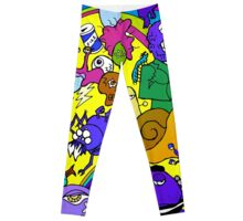 PSYCHEDELIA (ALTERNATIVE COLOURS) Leggings