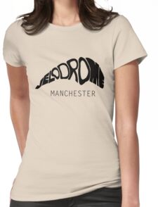 VELODROME MANCHESTER Womens Fitted T-Shirt