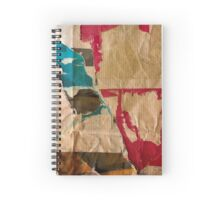 Paper Memories Spiral Notebook