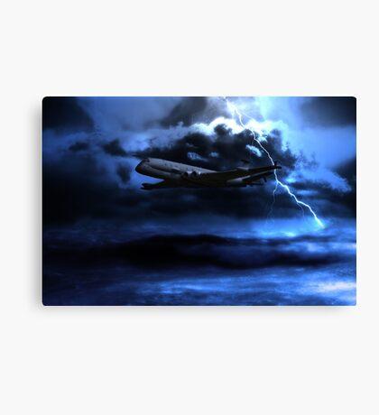 Nimrod Storm Canvas Print