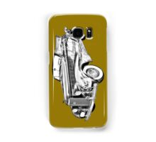 1938 Cadillac Lasalle Illustration Samsung Galaxy Case/Skin