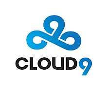 Cloud9 CS:GO Photographic Print