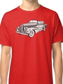 1938 Cadillac Lasalle Illustration Classic T-Shirt