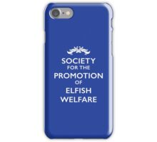 Harry Potter SPEW logo iPhone Case/Skin