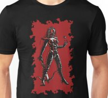 Female Warrior Unisex T-Shirt