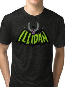 Demon man Tri-blend T-Shirt
