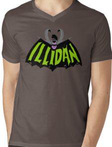 Demon man Mens V-Neck T-Shirt
