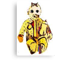 Digital Baby Doll  Canvas Print