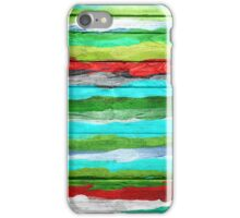 Watercolor Multicolor Abstract Background iPhone Case/Skin