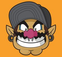 Hardcore Wario by acid-spit
