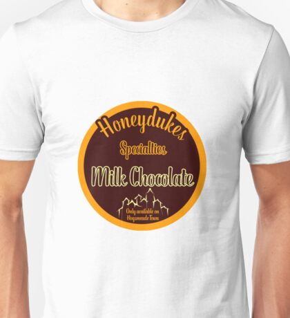 Honeydukes Chocolate - Milk!Version Unisex T-Shirt