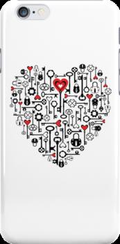 key to heart by Elmira Amirova