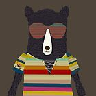 bear cool (color by bri-b