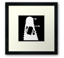 The Inner Dalek Framed Print