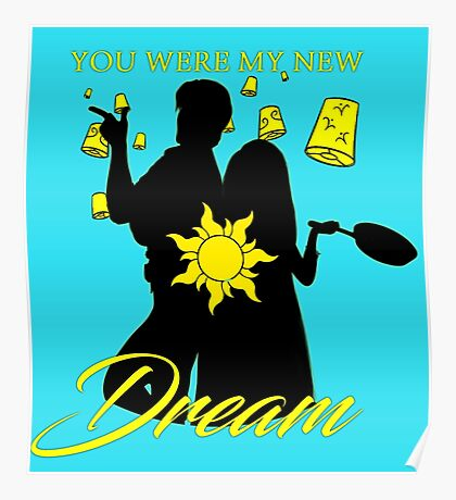 You were my new dream Poster