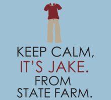 It's Jake Kids Tee