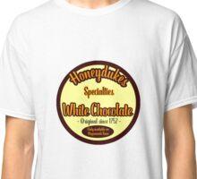 Honeydukes Chocolate - White!Version Classic T-Shirt