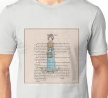 Elizabeth Bennet - Jane Austen Unisex T-Shirt
