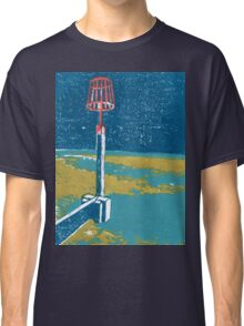 Seaview Fire Beacon in Turquoise Classic T-Shirt