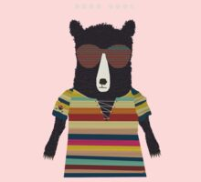 bear cool (color One Piece - Long Sleeve