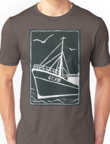 Ross Tiger in Grey Unisex T-Shirt